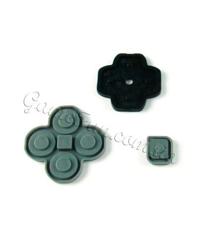 Набор контактных резинок под джойстик для Nintendo 3DS\3DS XL
