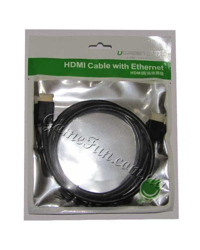 Кабель HDMI to HDMI v1.4 Ugreen 1 м