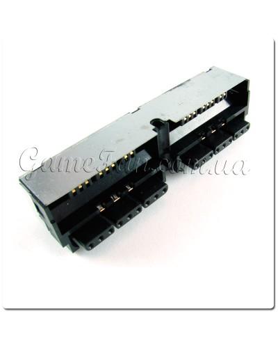 PS2 разъём, порт для подключения джойстиков и карт памяти (SCPH-7000X)