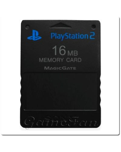 Карта памяти Sony PlayStation 2 (16 MB)