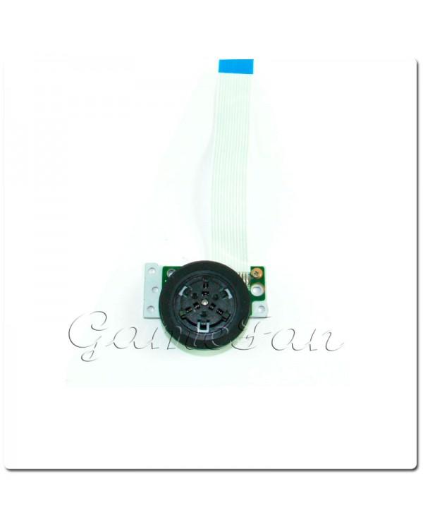 PS2 Мотор с шлейфом (SCPH-7000X /7500X)