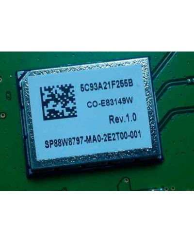 Bluetooth module PS4 (CUH-10XXA) (Rev 1.0) Marvell Avastar 88W8797 (Original)