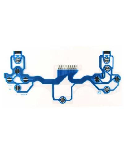 Контактный Шлейф беспроводного джойстика PS4 (Оригинал)(Blue)
