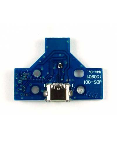 PS4 разъем micro USB (порт) плата 14Pin (модель: JDS-001) беспроводного джойстика (DualShock 4)