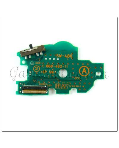 Правая плата кнопок для PSP 1000 Phat (ПЛАТА ВКЛЮЧЕНИЯ)