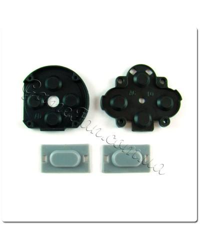 Набор контактных резинок под джойстик для PSP 1000 (Phat)
