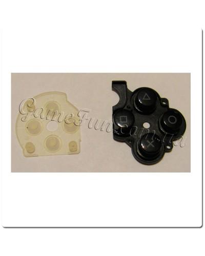 Набор контактных резинок под джойстик для PSP E1000