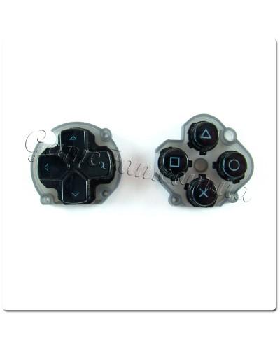 Набор контактных резинок с кнопками PS Vita (Original)