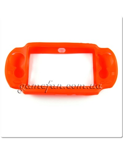 Силиконовый чехол для PS Vita (Red)