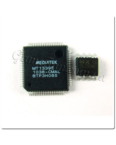 ЧИП MEDIATEK MT1339E+ Eeprom Mx25l2005mc XBOX 360 SLIM