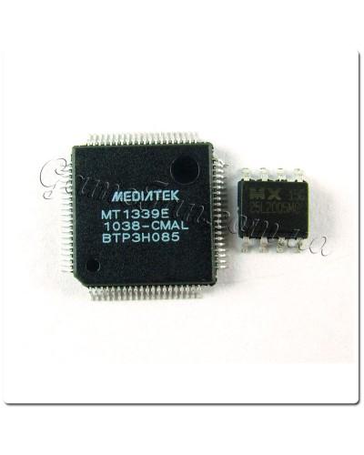 ЧИП MEDIATEK MT1339E+ Eeprom Mx25l2005mc XBOX 360 SLIM