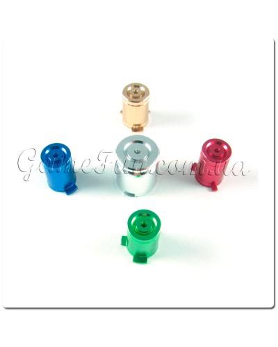 Кнопки алюминиевые Xbox 360