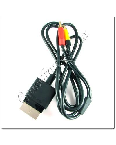 Композитный AV кабель Xbox 360