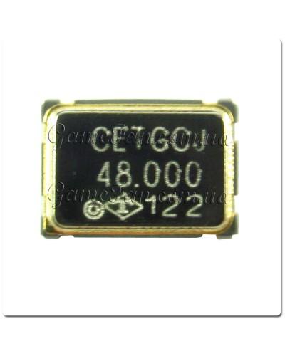 Кварцевый резонатор 48.000MHZ (Xbox 360 Slim CORONA)