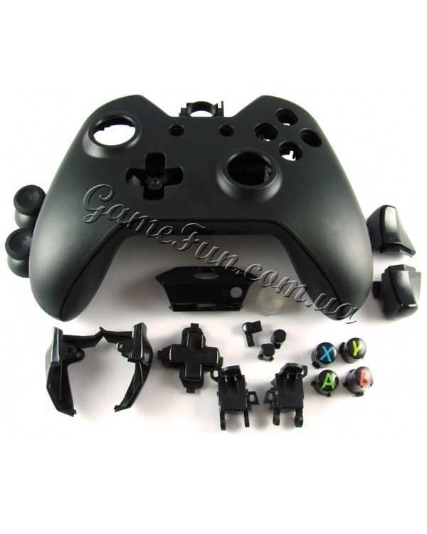 Xbox one корпус для джойстика беспроводного (Black)