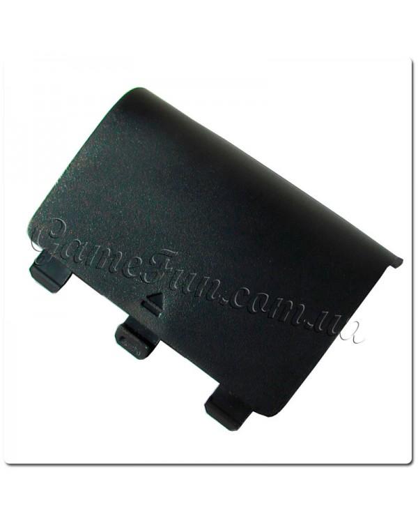 Крышка батарейного отсека беспроводного джойстика Xbox One (black)