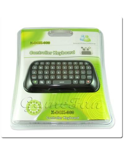 Клавиатура для джойстика xbox 360 (Black)