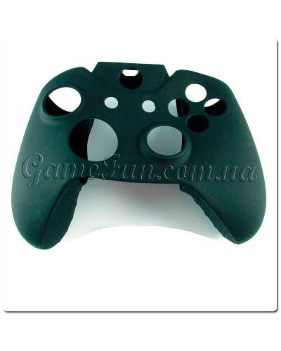 Силиконовый чехол для джойстика Xbox ONE (Black)